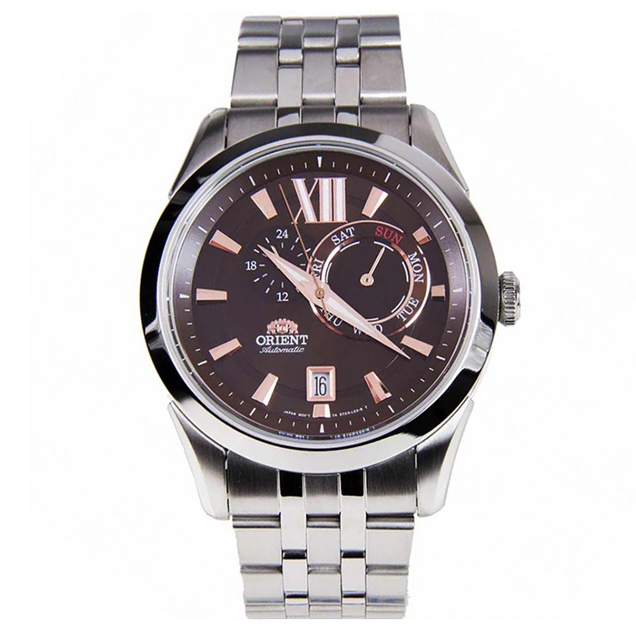 ساعت مچی عقربه ای مردانه  اورینت مدل SET0X003T0 35