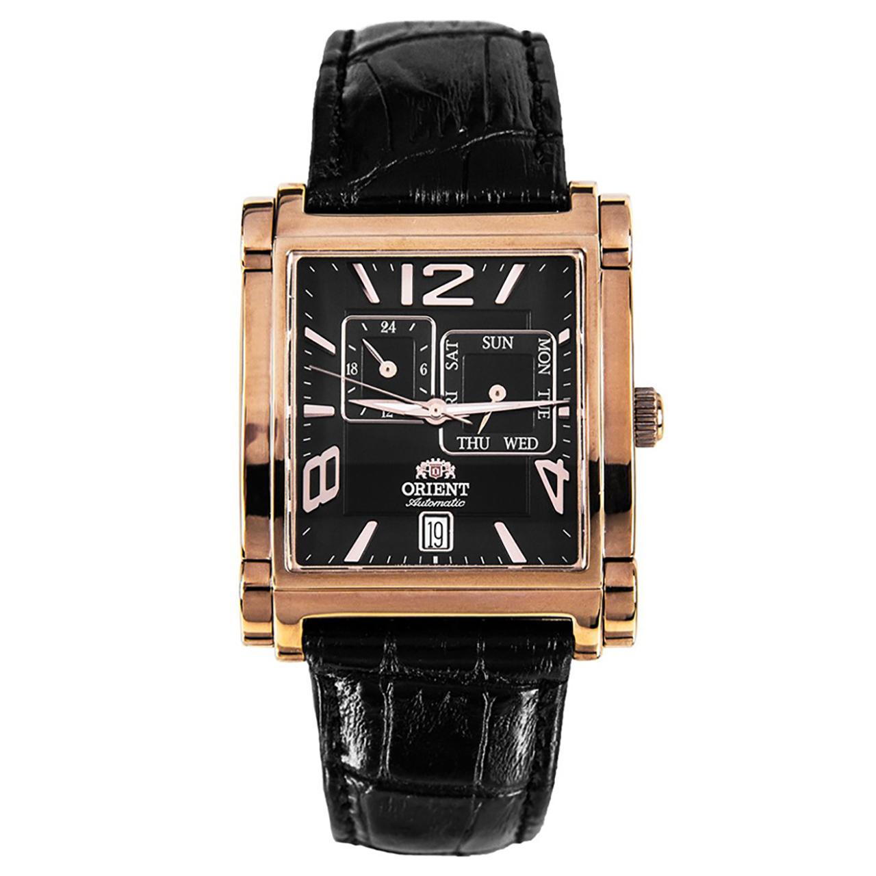 ساعت مچی عقربه ای مردانه  اورینت مدل SETAC007B0