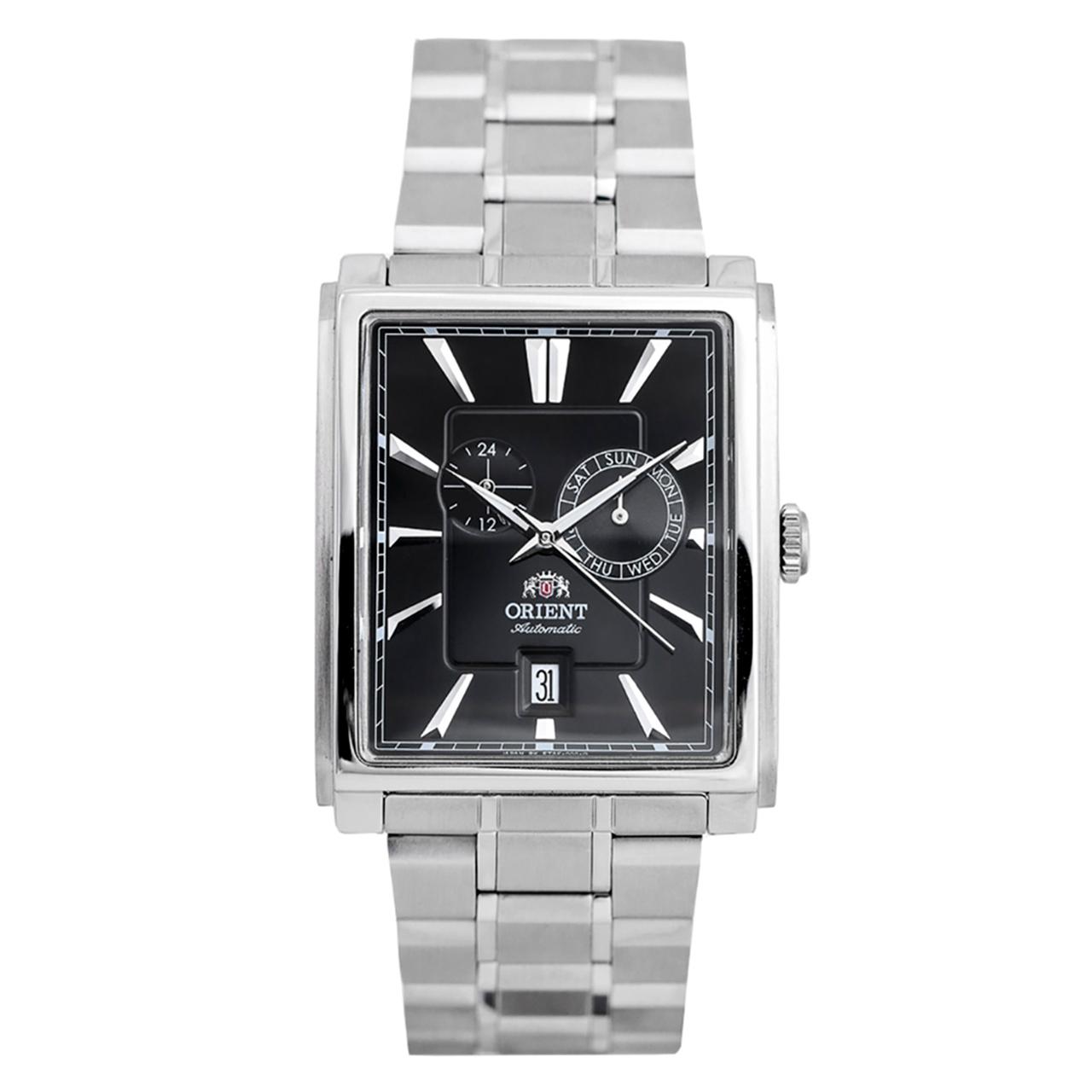 ساعت مچی عقربه ای مردانه  اورینت مدل SETAF004B0
