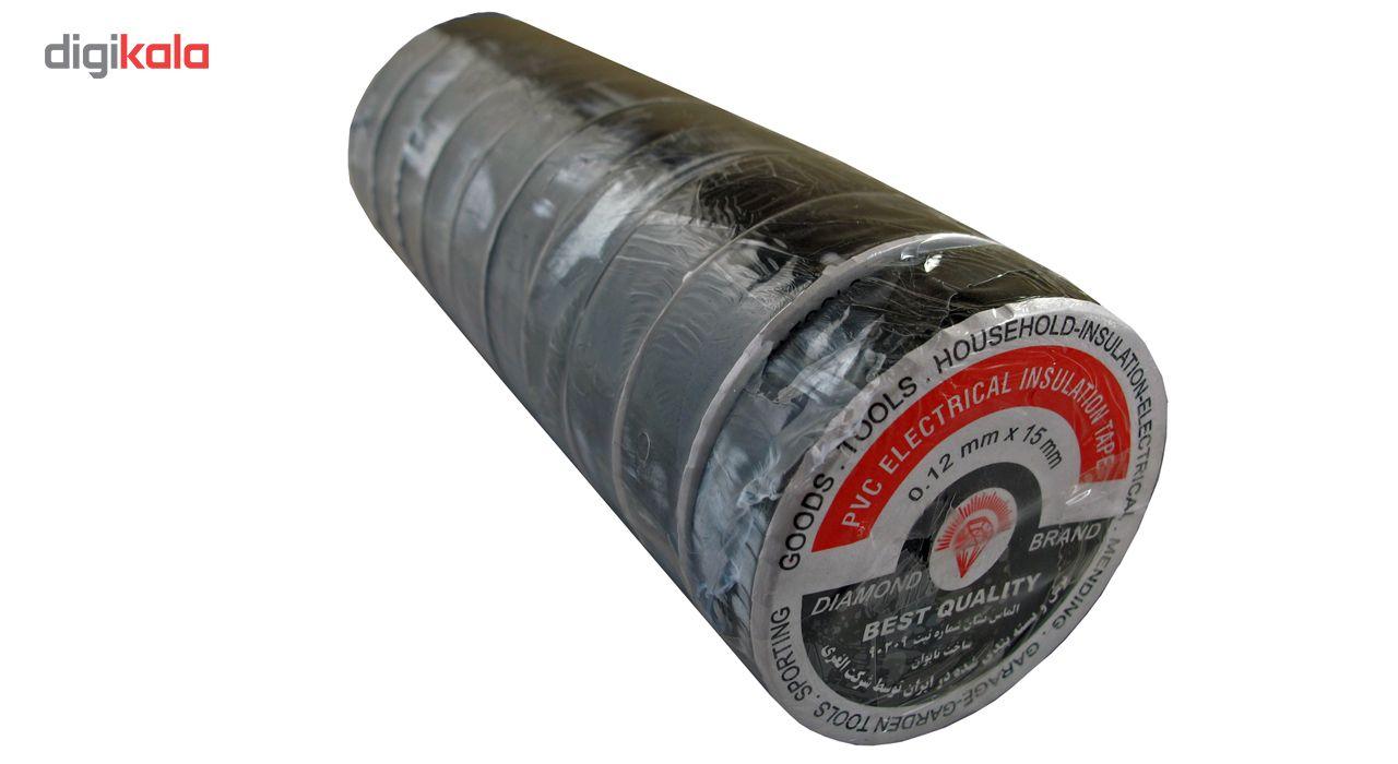 چسب برق دیاموند مدل A 104 بسته 10 عددی main 1 1