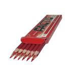 مداد قرمز فکتیس کد F2020 بسته 12 عددی thumb