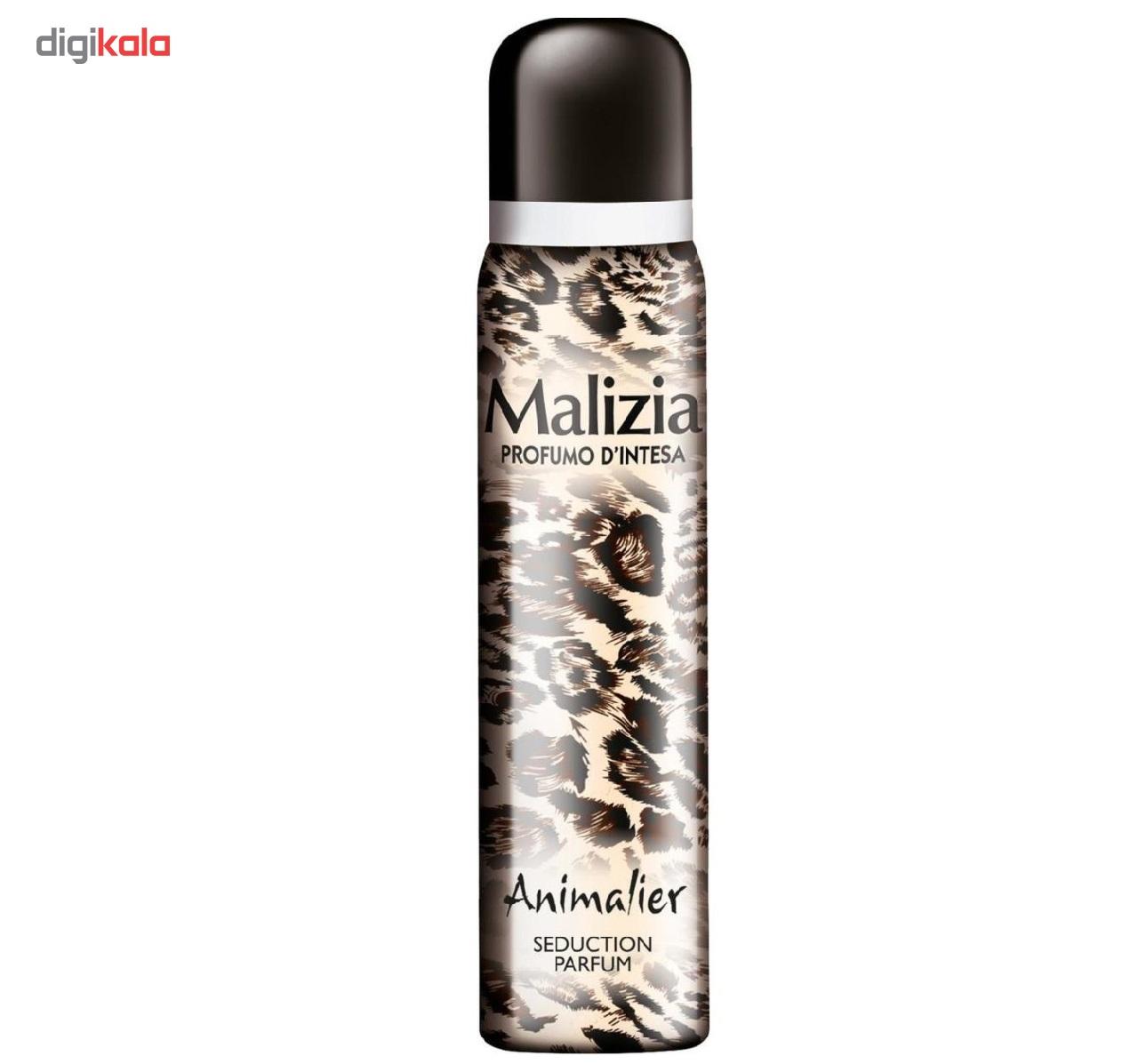 اسپری زنانه مالیزیا مدل انیمالر