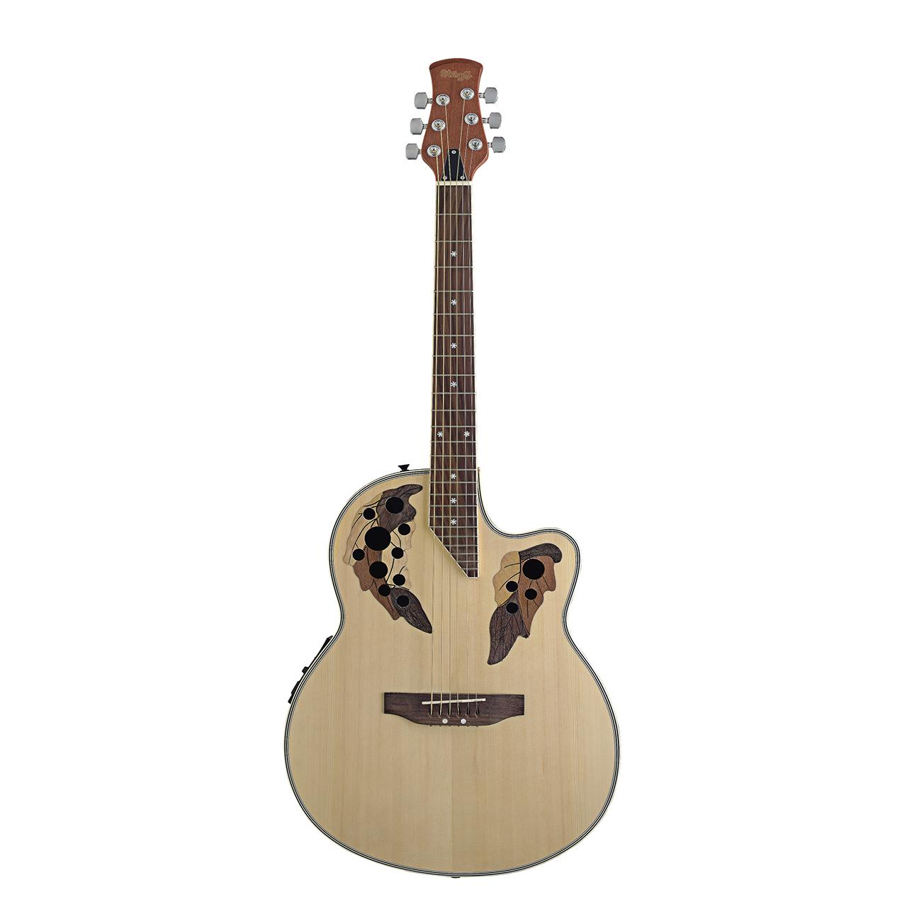 گیتار الکترو آکوستیک استگ مدل A2006 N