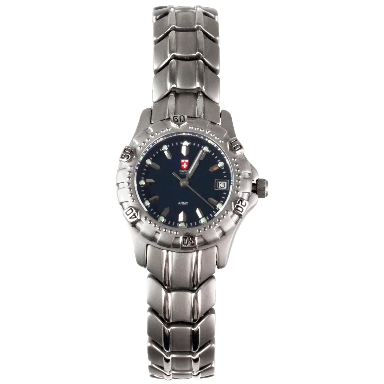 ساعت مچی عقربه ای زنانه سوئیس آرمی مدل 1275LTT