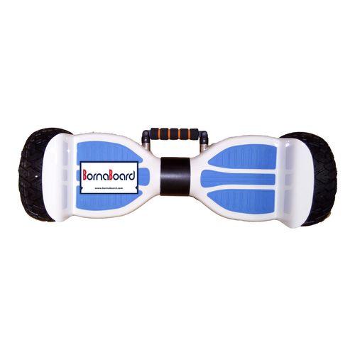 اسکوتر برقی آفرود مدل Borna Off Road Handle HANROX-White