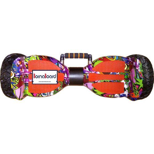 اسکوتر برقی آفرود مدل Borna-Off Road Handle HANROX-Multi Color Purple
