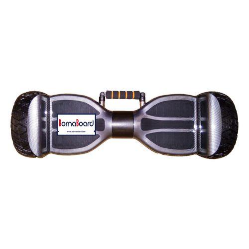 اسکوتر برقی آفرود مدل Borna Off Road Handle HANROX-Carbon Black
