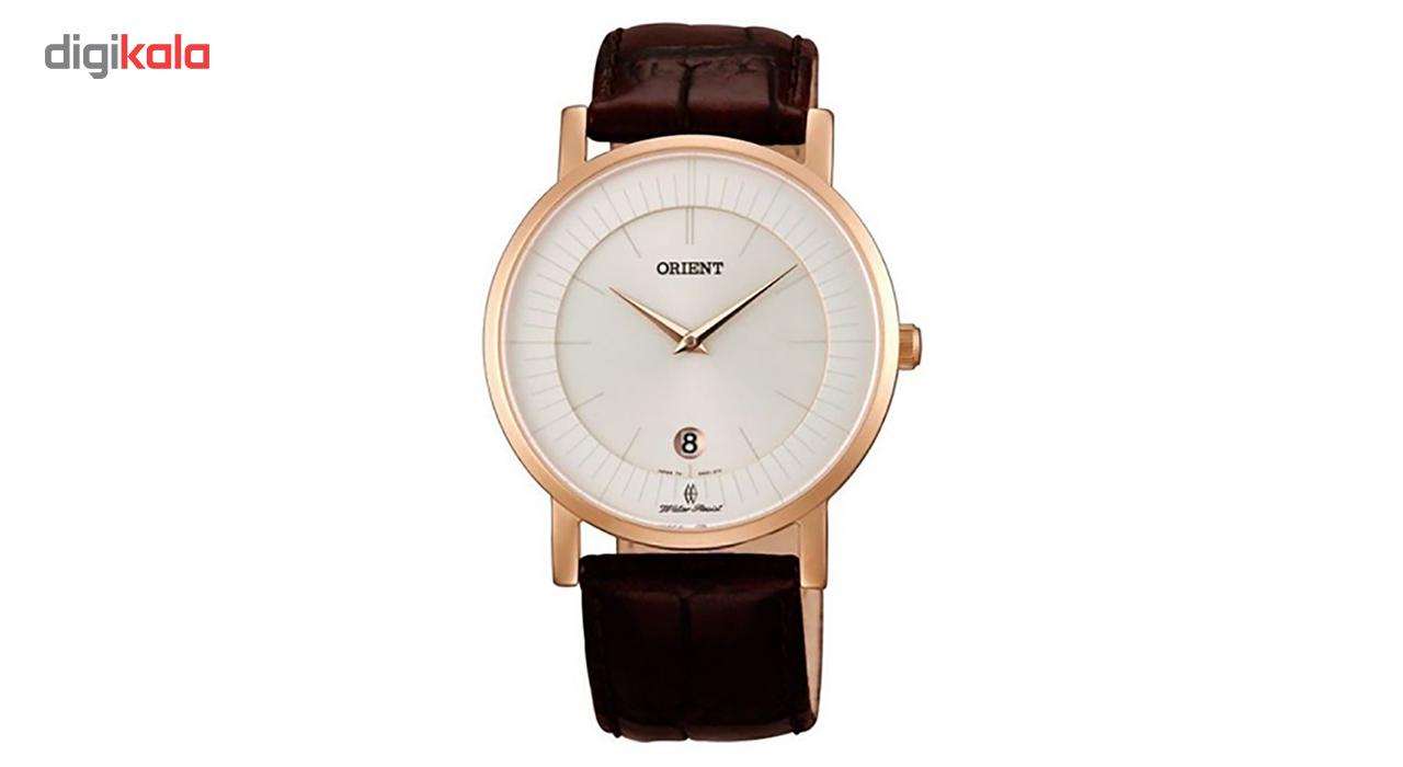 ساعت مچی عقربه ای مردانه  اورینت مدل SGW0100CW0