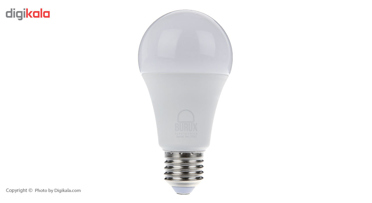 لامپ ال ای دی 12 وات بروکس مدل A60 پایه E27 main 1 1