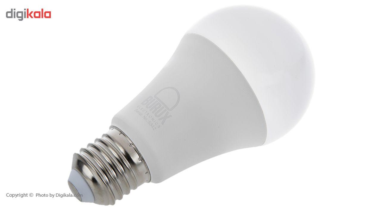 لامپ ال ای دی 12 وات بروکس مدل A60 پایه E27 main 1 2