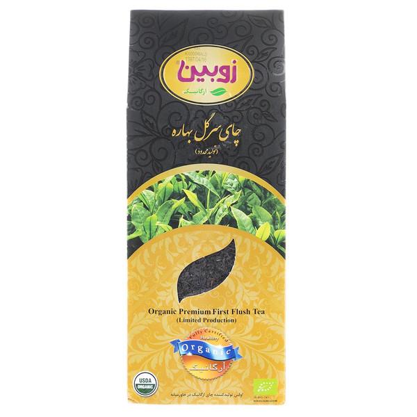 چای سیاه سرگل ارگانیک بهاره - 400 گرم