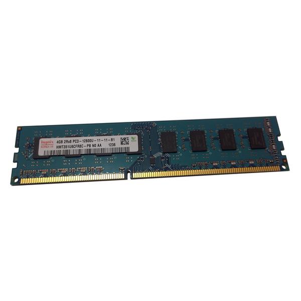 رم دسکتاپ DDR3 تک کاناله 1600 مگاهرتز هاینیکس مدل 12800 ظرفیت 4 گیگابایت