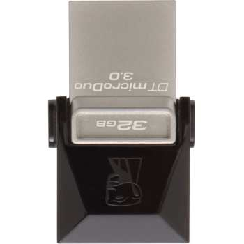 فلش مموری OTG کینگستون مدل DTDUO3 ظرفیت 32 گیگابایت