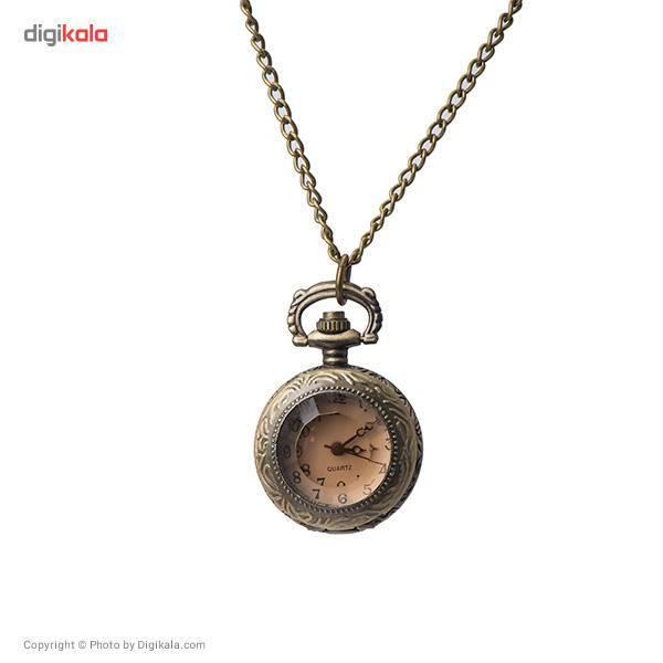 ساعت گردنبندی میو  مدل N022BR -  - 1