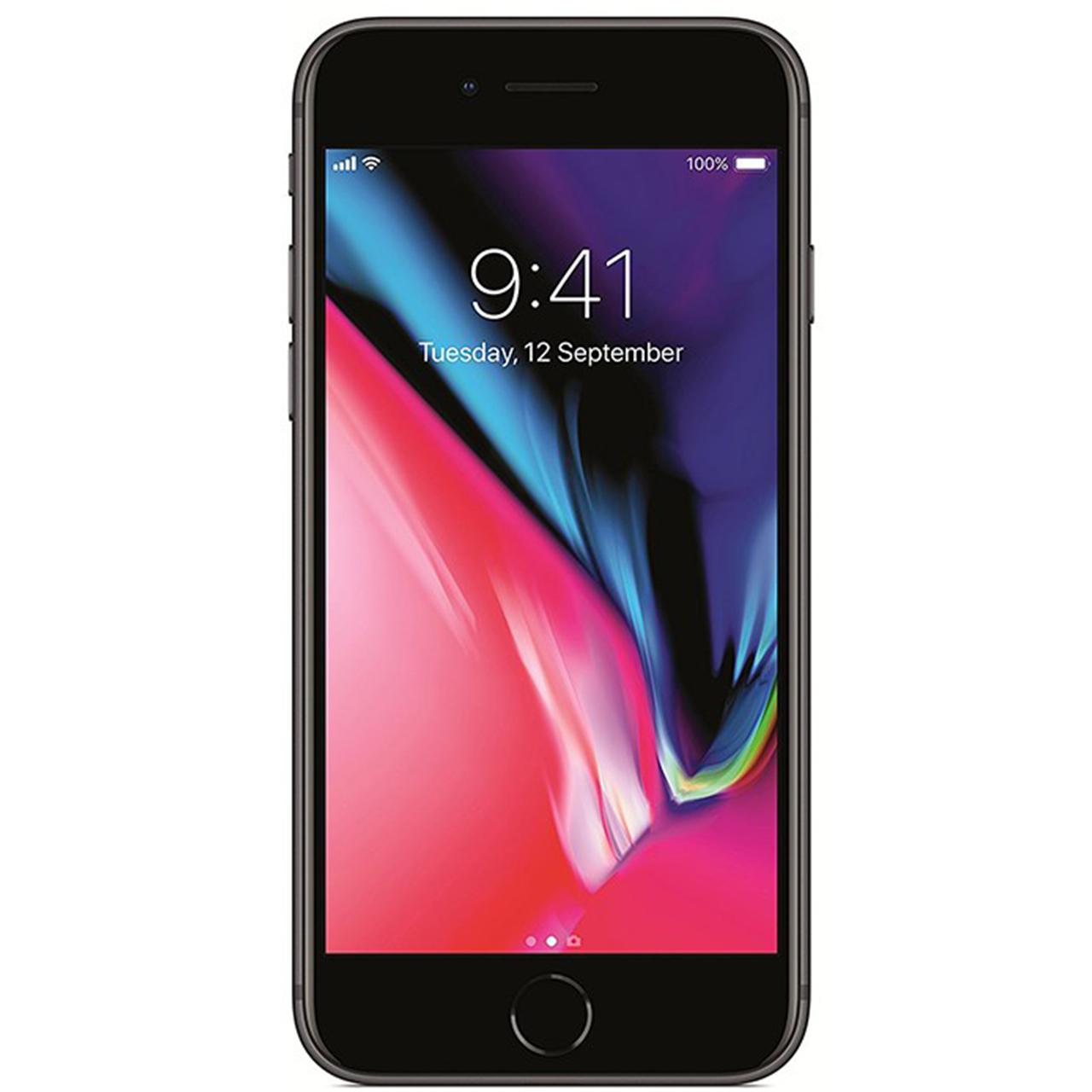 گوشی موبایل اپل مدل iPhone 8 Plus A1864 ظرفیت ۶۴ گیگابایت