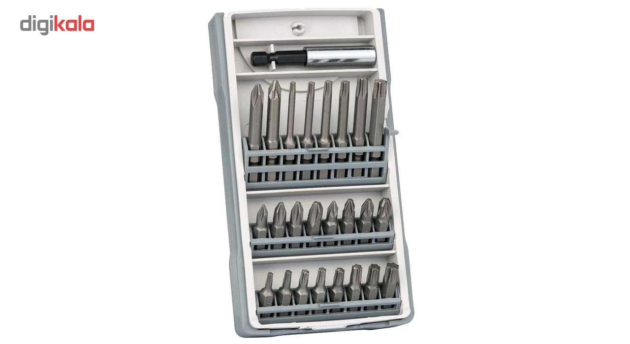 مجموعه 25 عددی سر پیچ گوشتی بوش مدل 2607017037 main 1 1