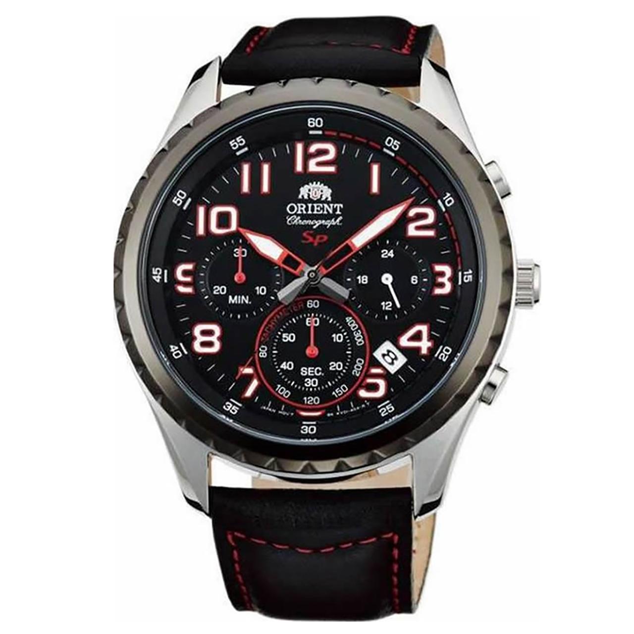 ساعت مچی عقربه ای مردانه  اورینت مدل SKV01003B0