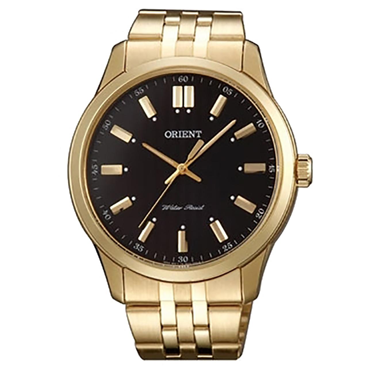 ساعت مچی عقربه ای مردانه  اورینت مدل SQC0U001B0