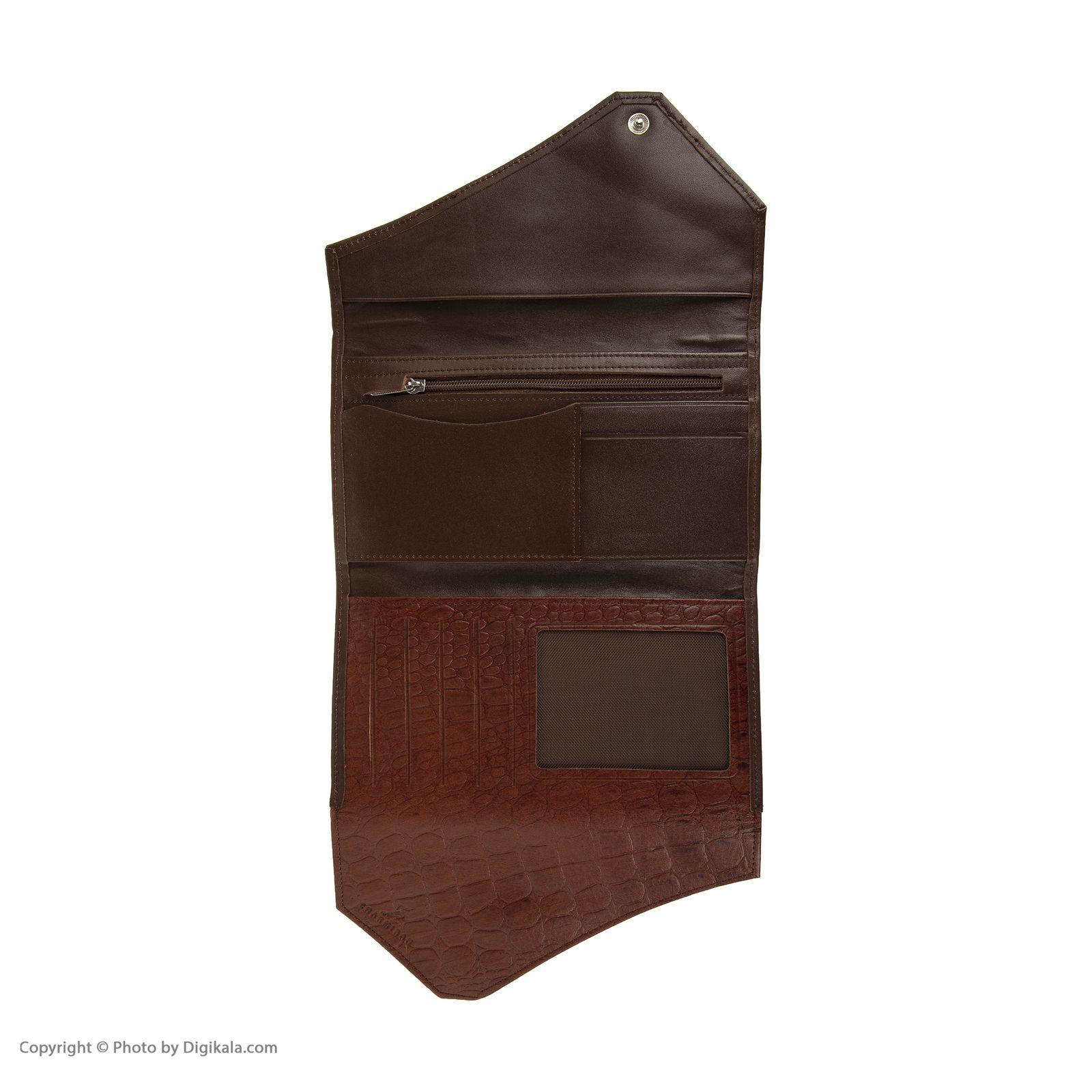 کیف پول چرمیران مدل 6059301 -  - 5