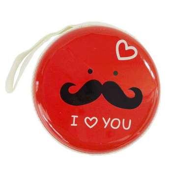 کیف هندزفری گالری نایس مدل Moustache