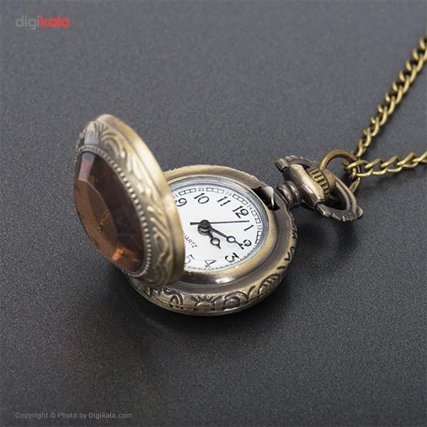 ساعت گردنبندی میو  مدل N022BR -  - 4