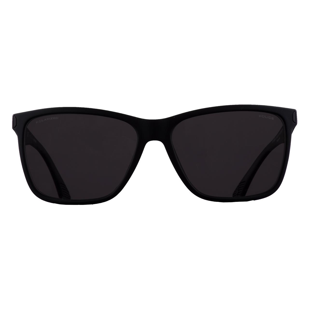 قیمت عینک آفتابی پلیس مدل SPEED 10 SPL529 COL 6AAP