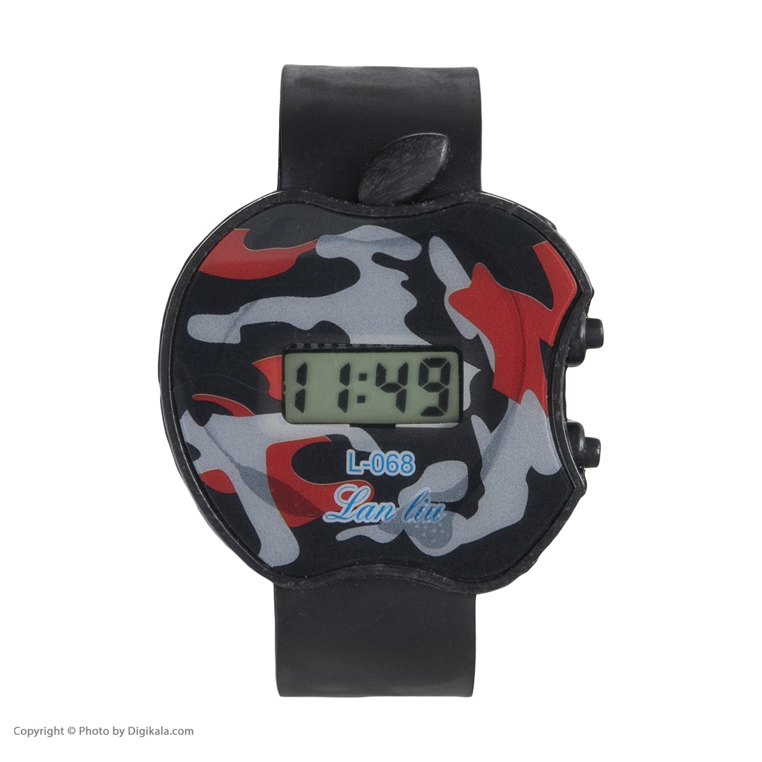 ساعت مچی دیجیتال کد 05             قیمت