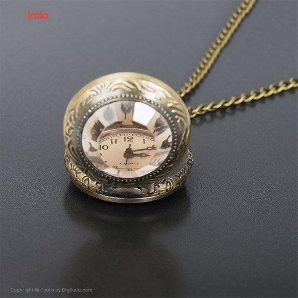 ساعت گردنبندی میو  مدل N022BR -  - 5