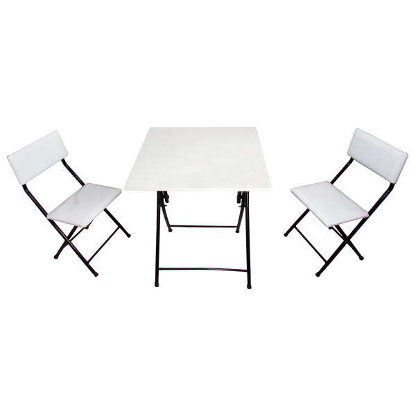 میز و صندلی ناهارخوری میزیمو کد 8203