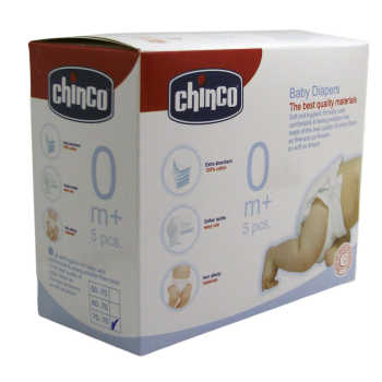 کهنه بچه تیک مک مدل CHINCO سایز بزرگ بسته 5 عددی