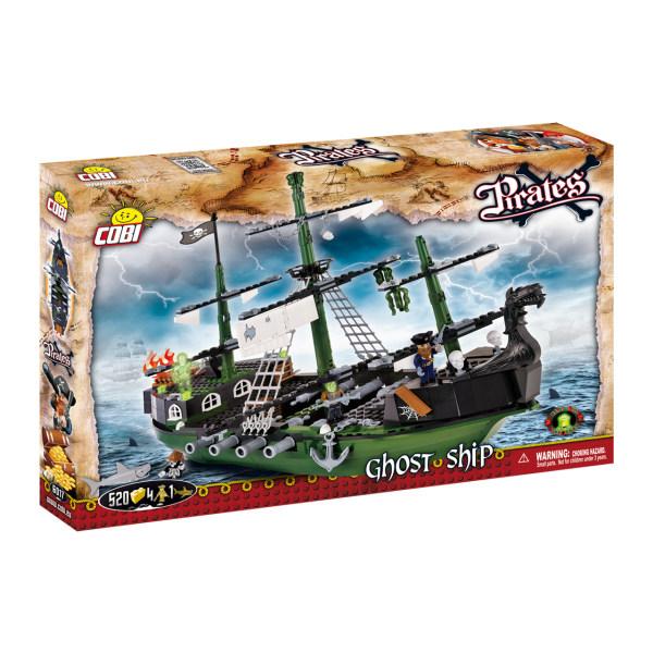 لگو کوبی مدل pirates-ghost ship