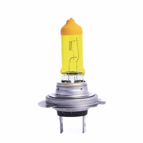 لامپ خودرو ایگل مدل H7 12V 100 W Plasma Xenon Super Yellow بسته 2 عددی