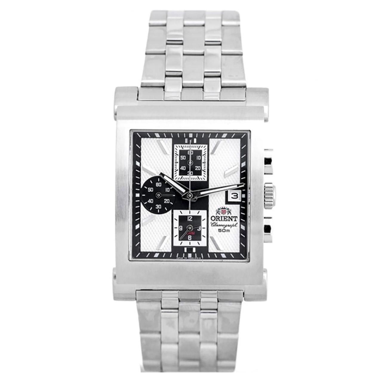 ساعت مچی عقربه ای مردانه  اورینت مدل STDAG004B0