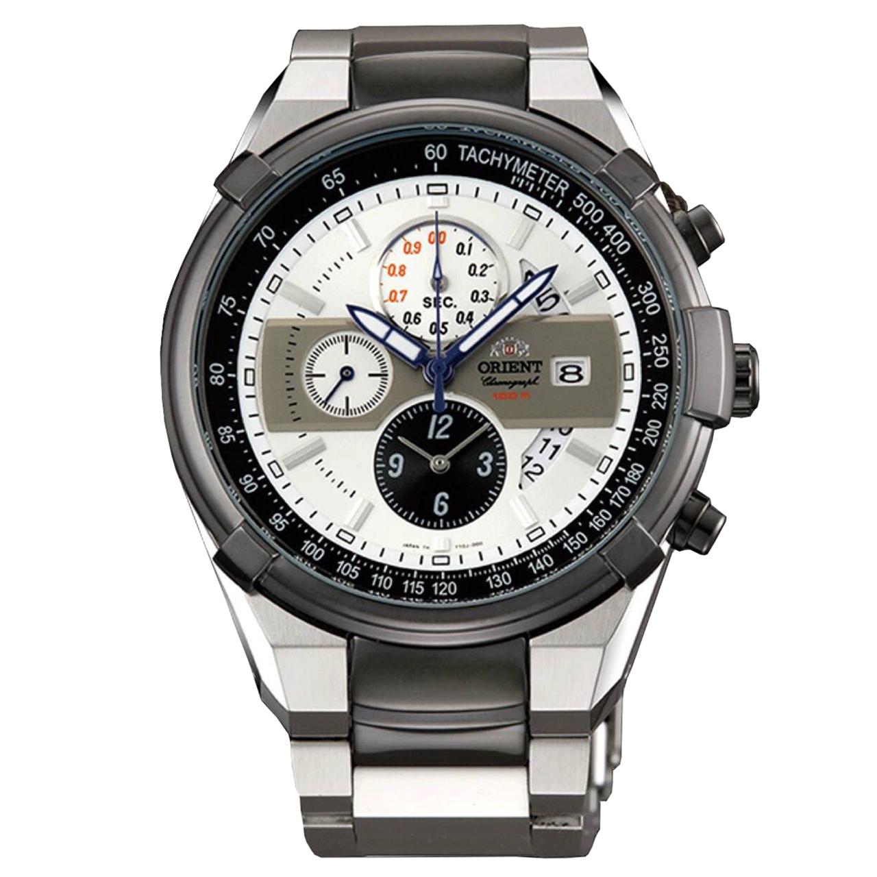 ساعت مچی عقربه ای مردانه  اورینت مدل STT0J003W0