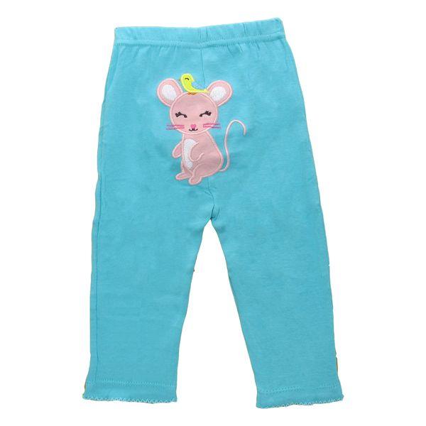 شلوار دخترانه کارترز مدل Pink mice |