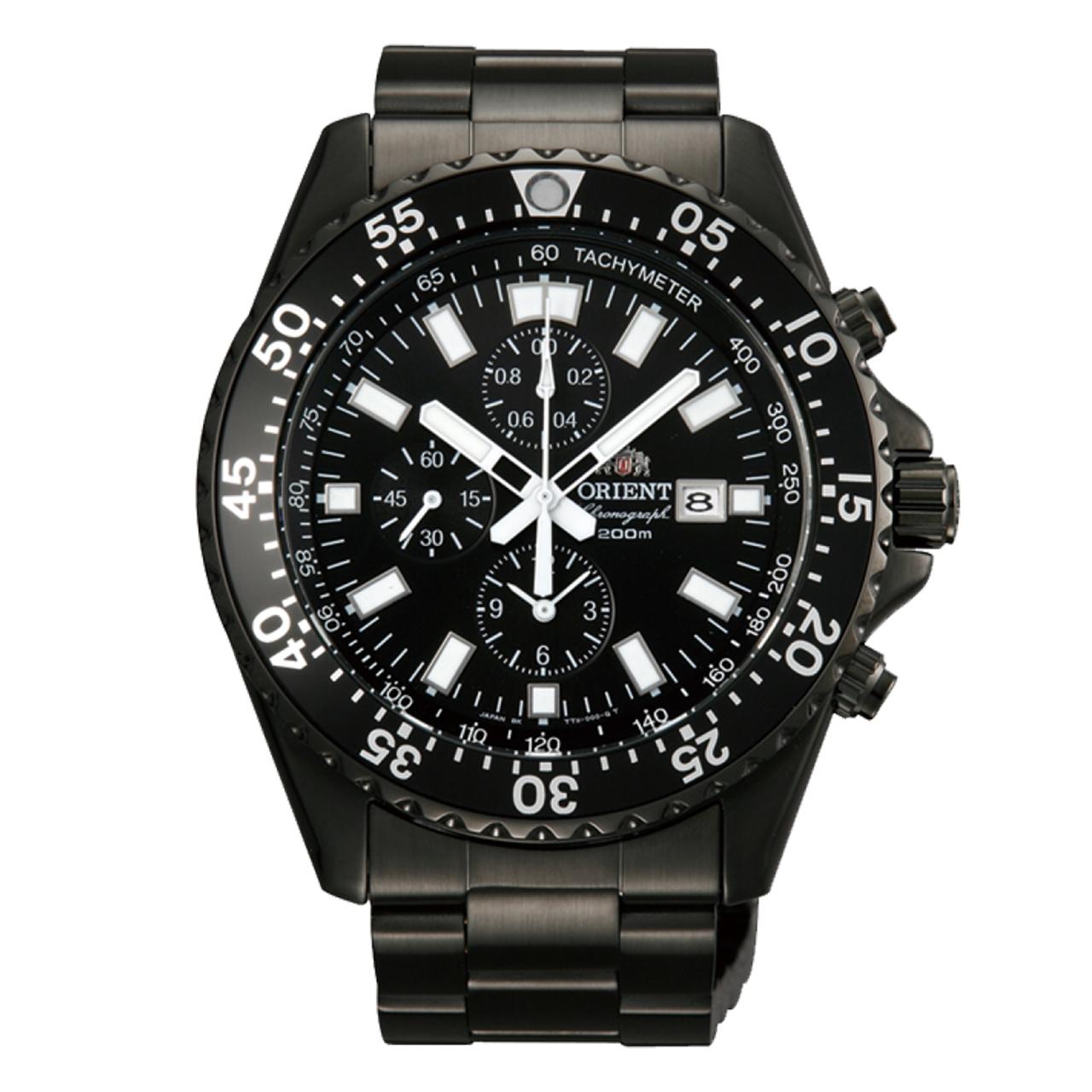 ساعت مچی عقربه ای مردانه  اورینت مدل STT11001B0