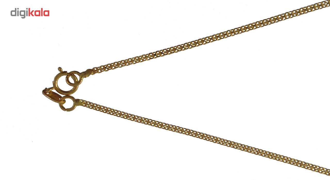 زنجیر طلا 18عیار کانیار گالری مدل M751