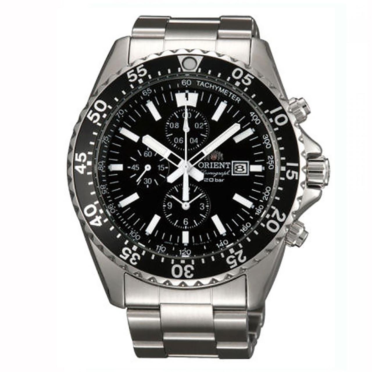 ساعت مچی عقربه ای مردانه  اورینت مدل STT11002B0 45