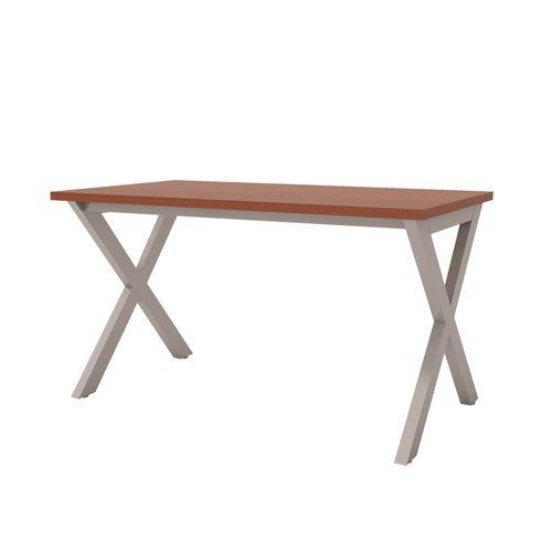 میز اداری سازینه چوب سری داریو مدل  S-X140