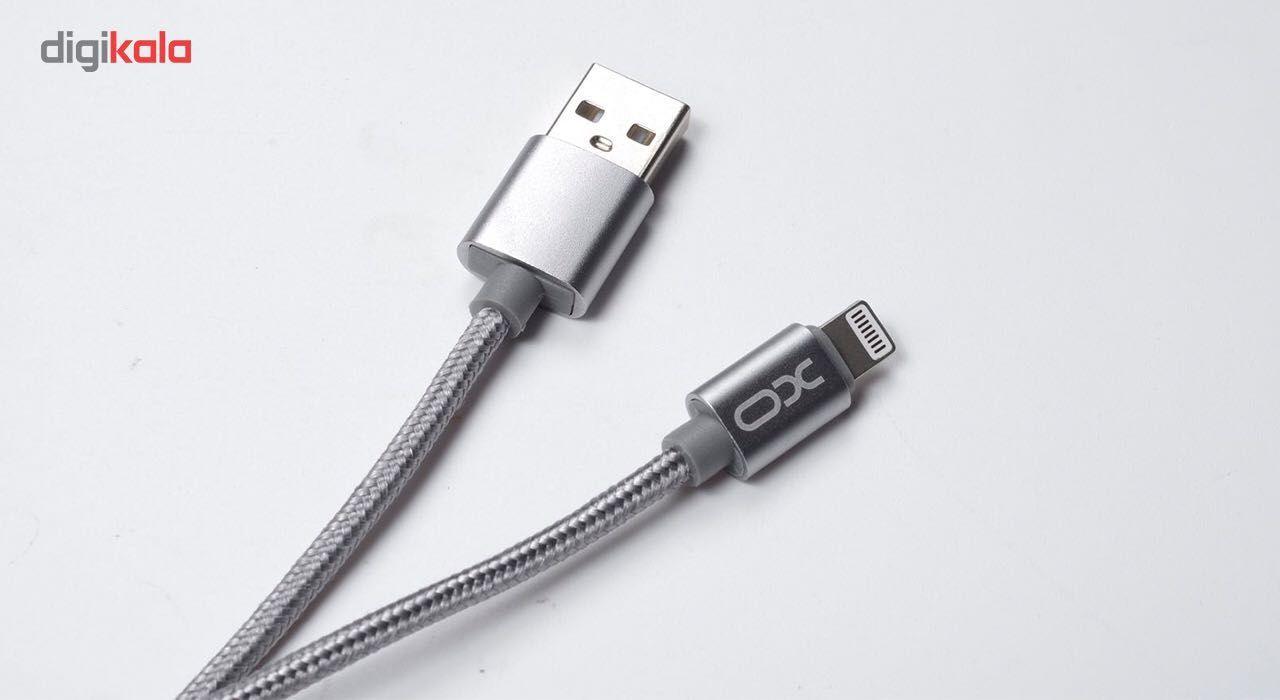 کابل تبدیل USB به لایتنینگ ایکس او مدل NB1 طول 1 متر main 1 8