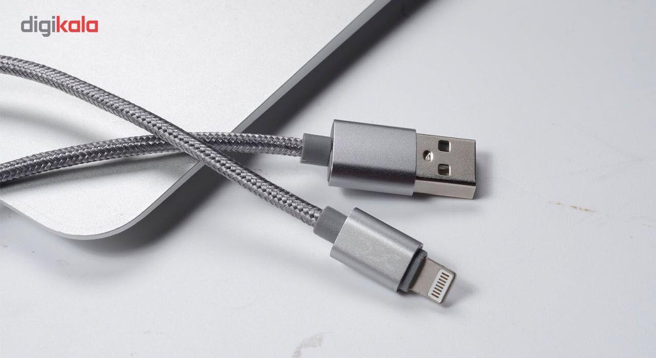 کابل تبدیل USB به لایتنینگ ایکس او مدل NB1 طول 1 متر main 1 9