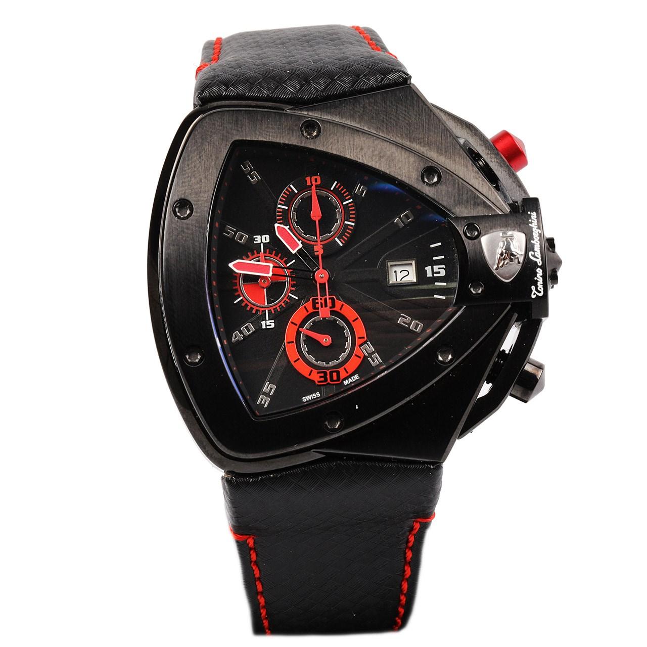 ساعت مچی عقربه ای مردانه تونینو لامبورگینی مدل TL-9811 40