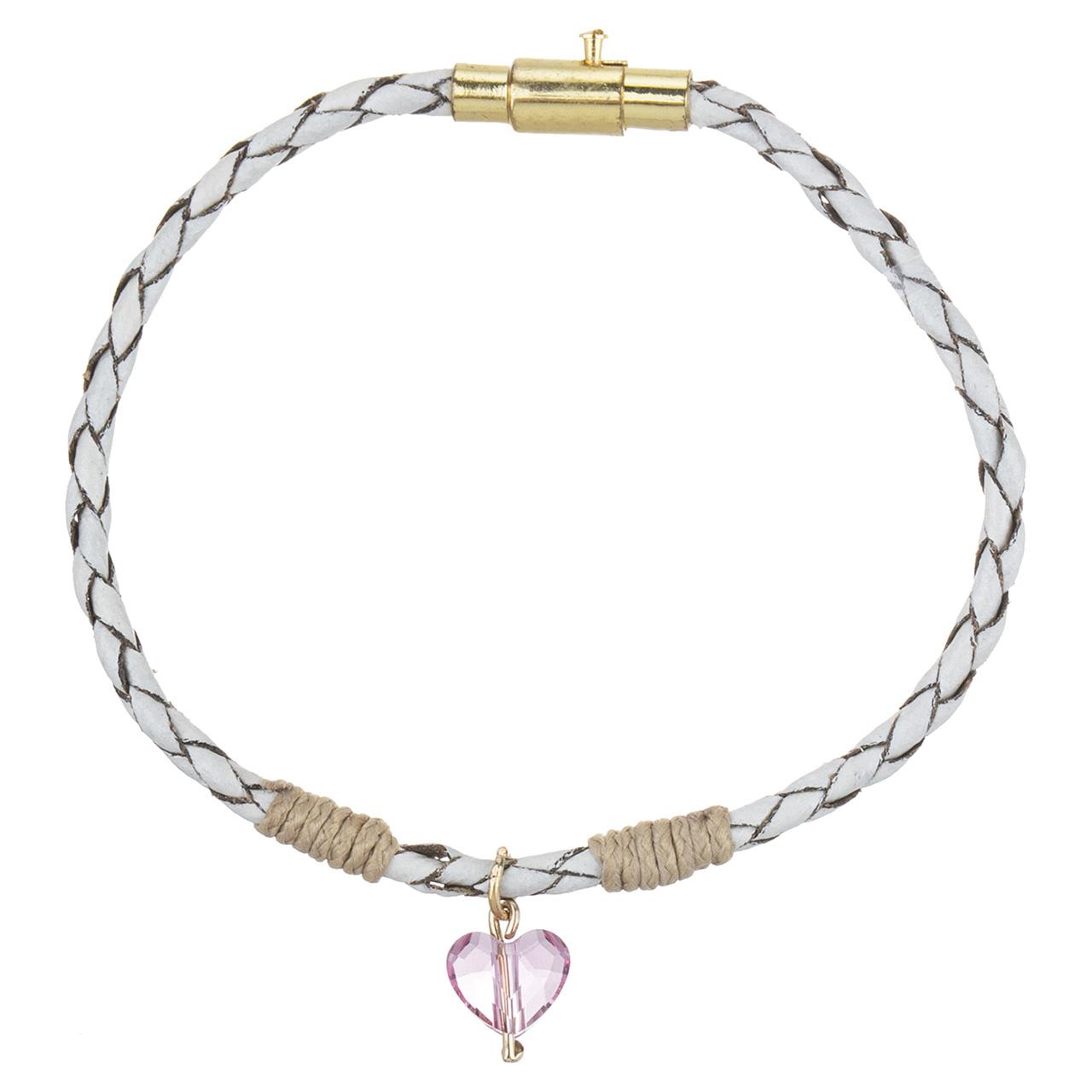 دستبند طلا 18 عیار ماهک مدل MB0860 - مایا ماهک