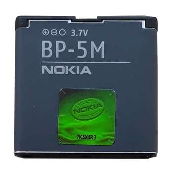 باتری موبایل مدل BP-5M با ظرفیت 900 میلی آمپر ساعت