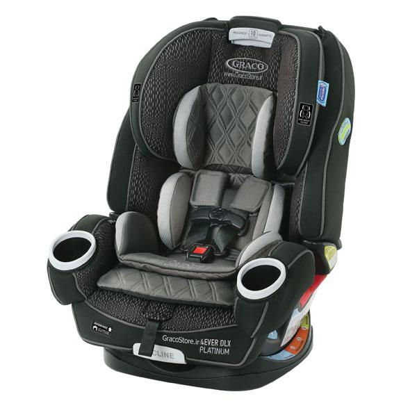 صندلی خودرو کودک گراکو مدل 4Ever DLX Platinum hurley