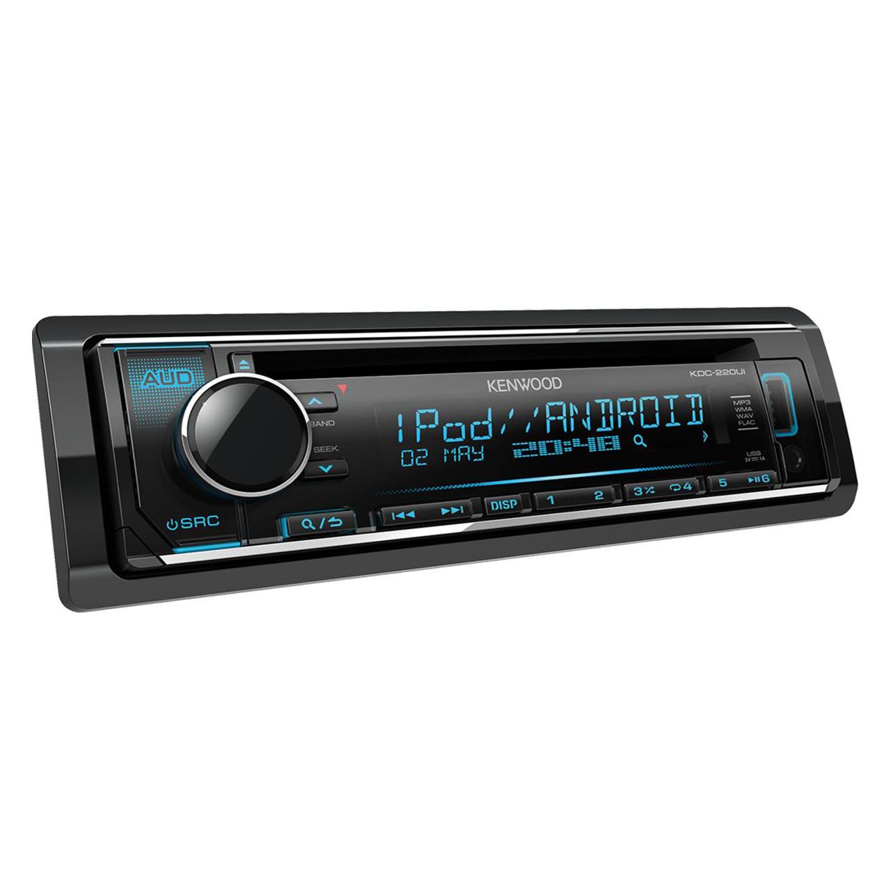 پخش کننده خودرو کنوود مدل KDC-220UI