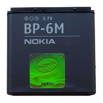 باتری موبایل مدل BP-6M با ظرفیت 1070 میلی آمپر