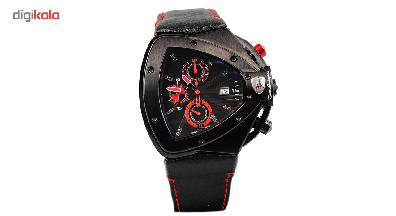 خرید ساعت مچی عقربه ای مردانه تونینو لامبورگینی مدل TL-9811