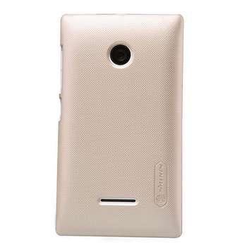 کاور نیلکین مدل Super Frosted Shield مناسب برای گوشی موبایل مایکروسافت Lumia 532