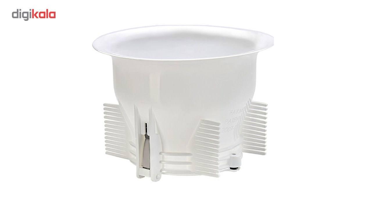 چاه بست توالت درب مدل واشر دار